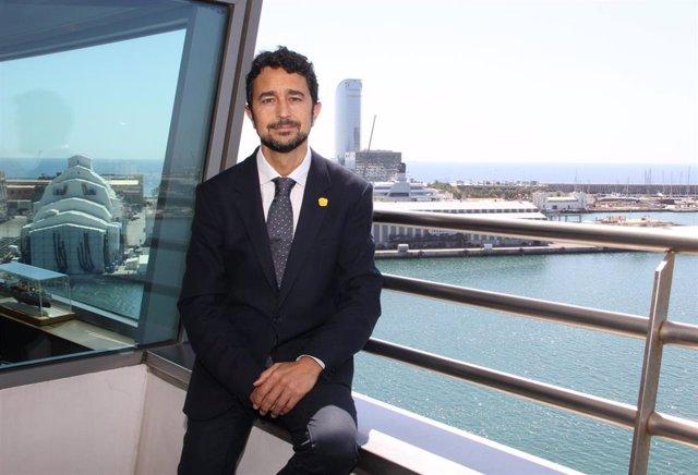 El nuevo presidente del Puerto de Barcelona, Damià Calvet