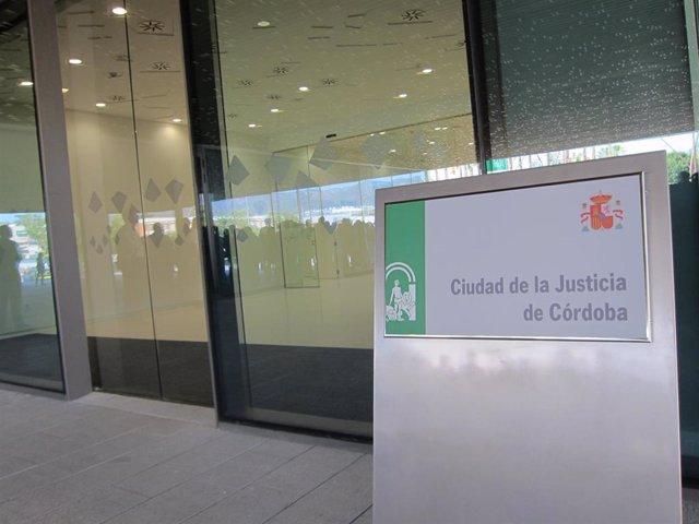 Archivo - Entrada Norte de la Ciudad de la Justicia de Córdoba