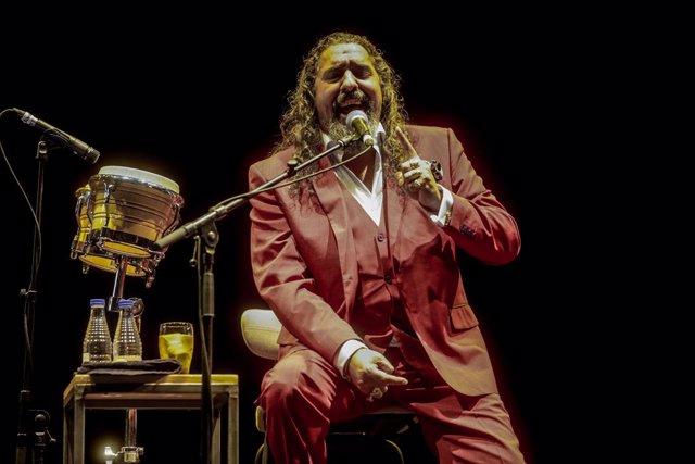 Archivo - Arxiu - Concert de Diego el Cigala a Madrid