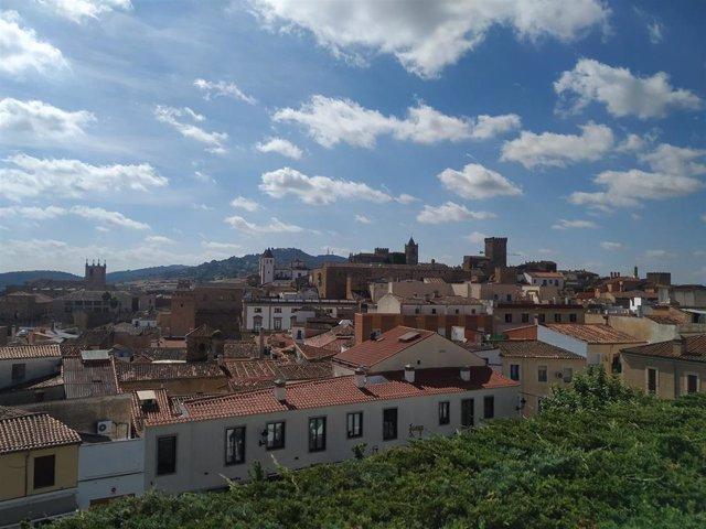 La Ruta de los Miradores de Cáceres contará con las icónicas letras del nombre de la ciudad como recurso fotográfico