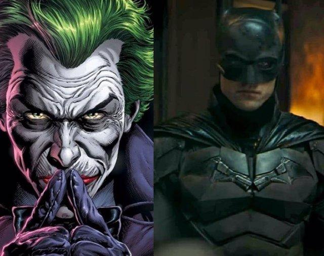 Filtrada la aparición de Joker en The Batman de Robert Pattinson