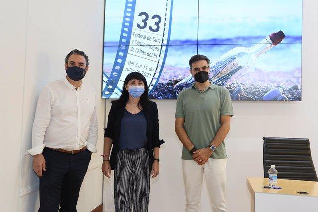 Diputación de Alicante presenta la 32 edición del Festival de Cine de l'Alfàs con el homenaje a Berlanga