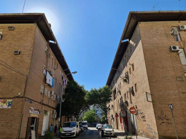 Imagen de recurso de amianto en edificios