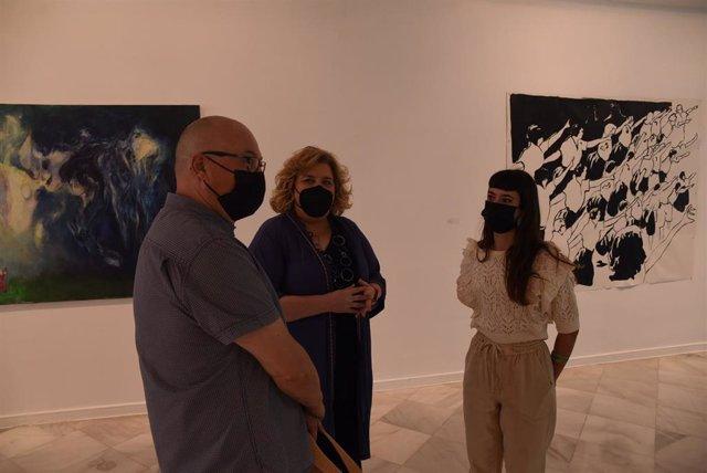 El Palacio de Condes de Gabia acoge 'Identidad en la sala', una exposición de los alumnos de Bellas Artes de la UGR