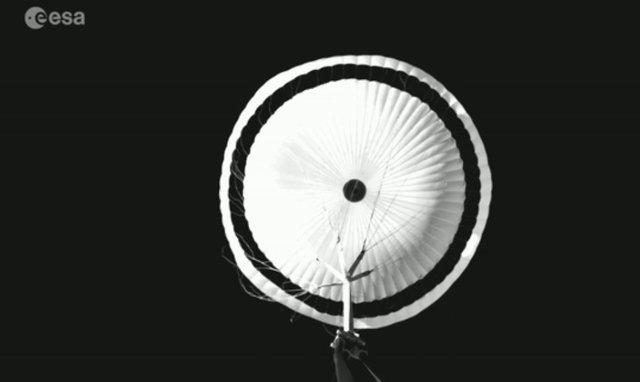 Paracaídas de ExoMars