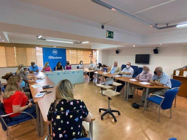 Foro de Sanidad del PP-A en Almería