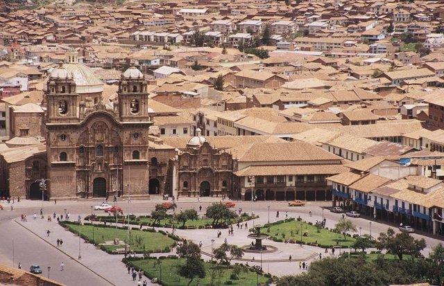 Archivo - Plaza de Armas