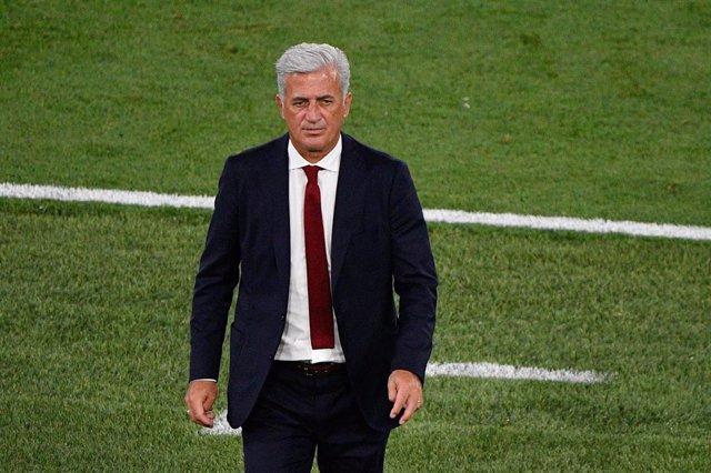 Vladimir Petkovic, seleccionador de Suiza