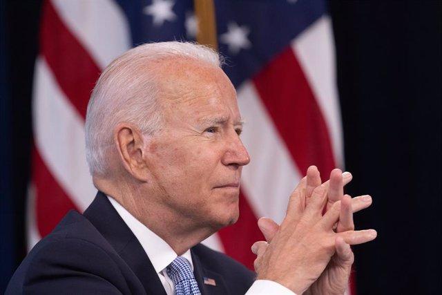Joe Biden, presidente de Estados Unidos