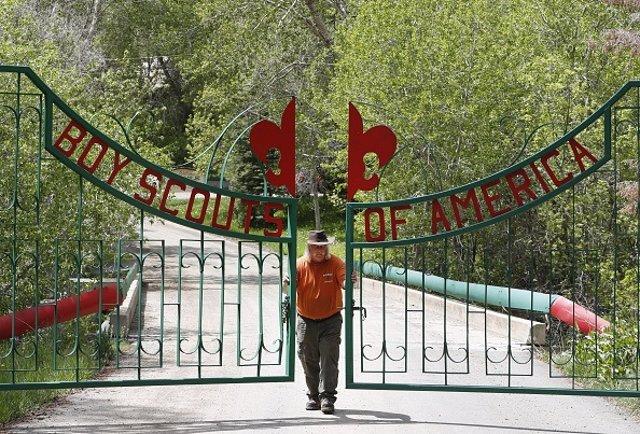 Archivo - Imagen de archivo de los Boy Scouts of America