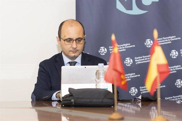 El director del INFO, Joaquín Gómez, asistió a la reunión del patronato del Ceeim celebrada de forma virtual