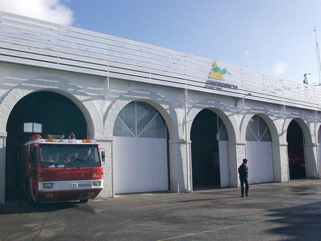 Archivo - Parque de bomberos de Ciudad Real