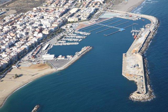 Archivo - Puerto de Garrucha