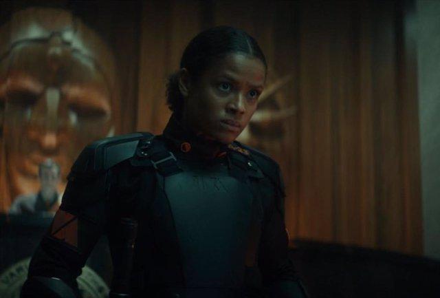 Ravonna Renslayer en Loki 1x04
