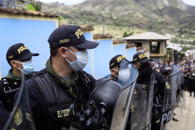 Recurso - Policía de Perú