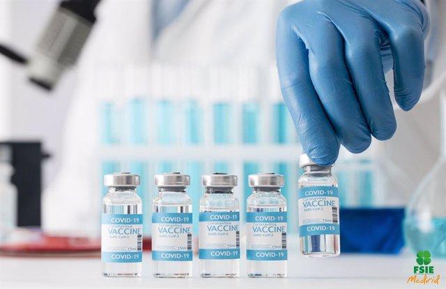 Archivo - Imagen de recurso de unas vacunas contra el coronavirus.