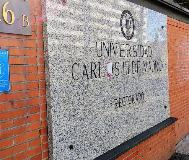 Archivo - Rectorado de la Universidad Carlos III de Madrid (UC3M)