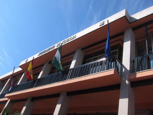 Archivo - Fachada del Ayuntamiento de Córdoba.