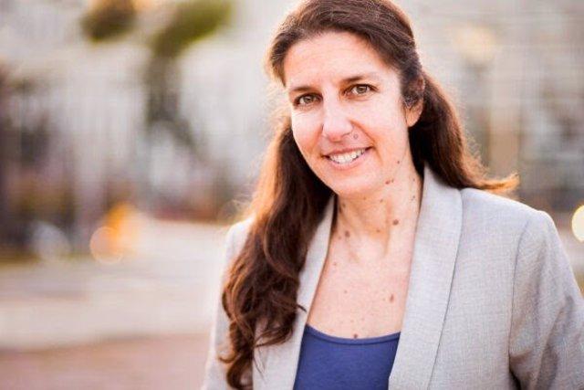 Archivo - Eva Saldaña Buenache, nueva directora ejecutiva de Greenpeace España.