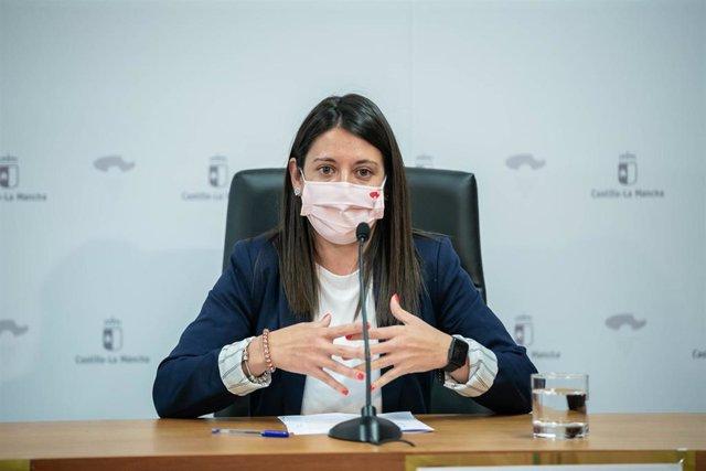 Archivo - La consejera de Bienestar Social, Bárbara García Torijano.