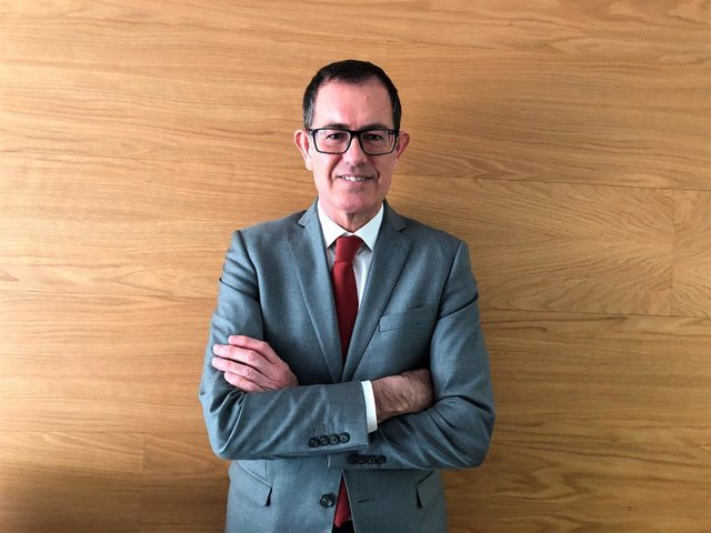 El president de l?Associació Catalana de Fabricants d?Equips per a Hostaleria i Col·lectivitats (ACFEH), Juan José Mach.