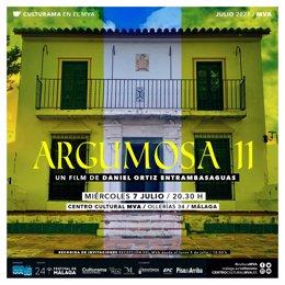 El centro cultural MVA de Málaga proyecta 'Argumosa 11', cortometraje de Daniel Ortiz Entrambasaguas sobre el desahucio