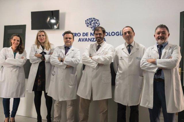 El Centro de Neurología Avanzada (CNA), desde su Unidad de Demencias, se ha convertido en el primer centro asistencial en ofrecer estudios cuantitativos sobre la evolución de las demencias.