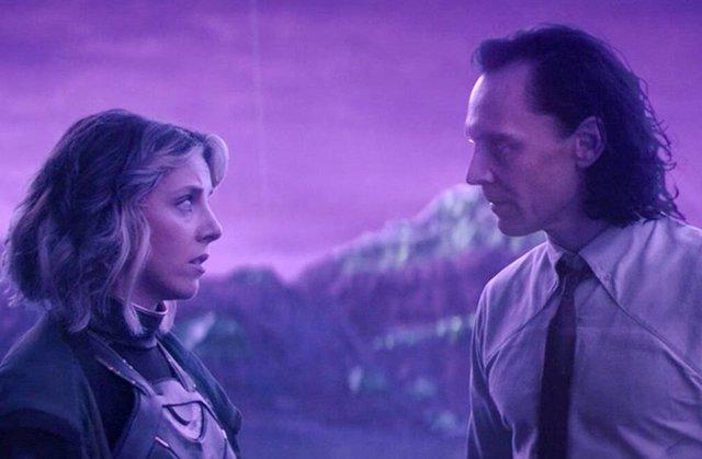 La relación entre Loki y Silvie no es amor... Es amor propio