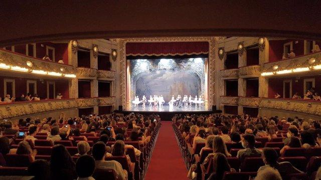 El Ballet de Moscou al Teatre Tívoli de Barcelona