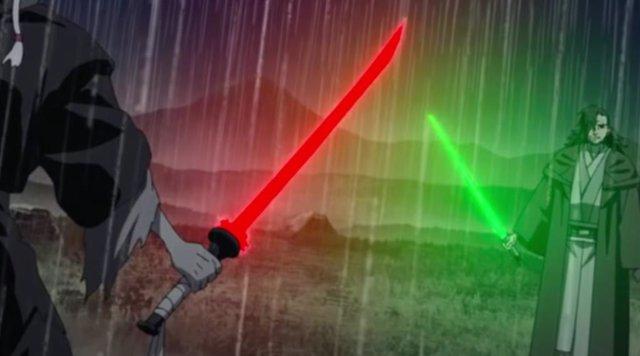 VÍDEO: Así es Star Wars Visions, serie anime oficial de la saga... ¿Es canon?