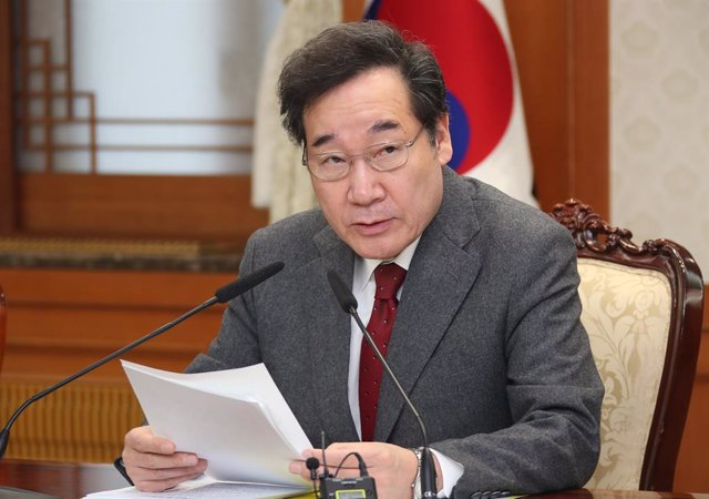 Archivo - El ex primer ministro surcoreano Lee Nak Yon.