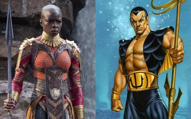 Namor será el villano de Black Panther 2