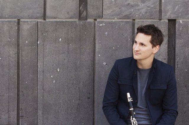 El clarinetista solista austríac Daniel Ottensamer