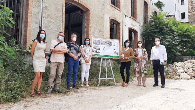 Archivo - Presentación de la rehabilitación del Molino de los Montoro en Priego de Córdoba.