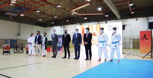 El Director General de Deportes del CSD presenta el programa formativo en cultura japonesa para los olímpicos y paralímpicos.