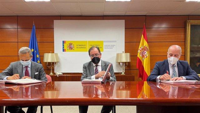 Prisiones lanza con el Banco Santander el taller 'Finanzas para mortales' sobre educación económica básica