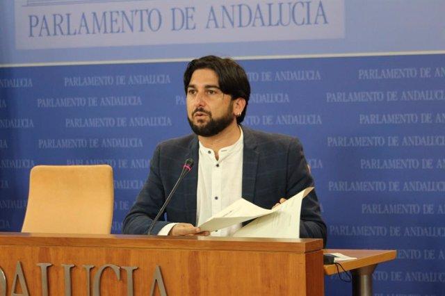 El parlamentario Ismael Sánchez, en una foto de archivo.