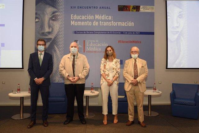 """XIV Encuentro Anual """"Educación Médica: Momento de transformación"""","""