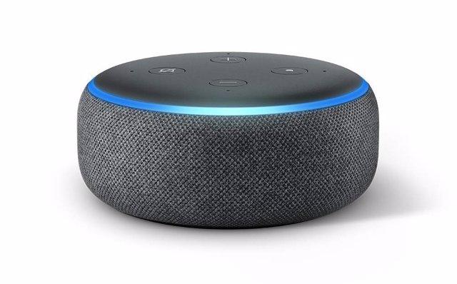 Archivo - Amazon Echo Dot