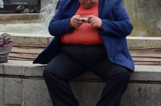 Archivo - Gordo, gorda, gordos, gordas, obeso, obesos, obesas, obesidad, gordura, sobrepreso