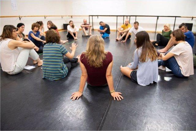 El Teatre Nacional de Catalunya acull el curs 'Un projecte artístic a l'escola'