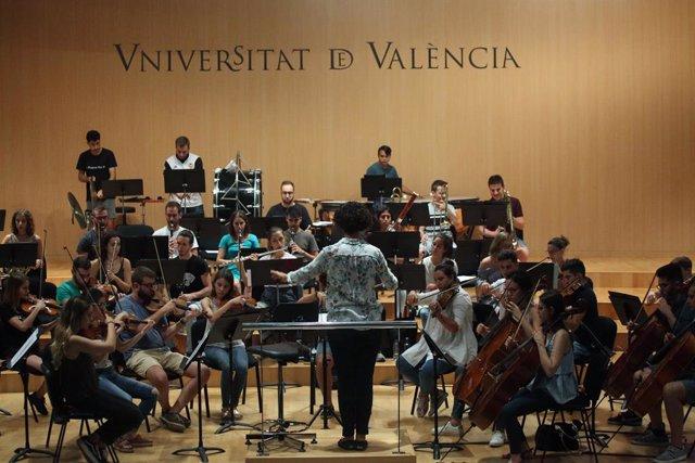 Orquestra Filharmònica de la Universitat de València