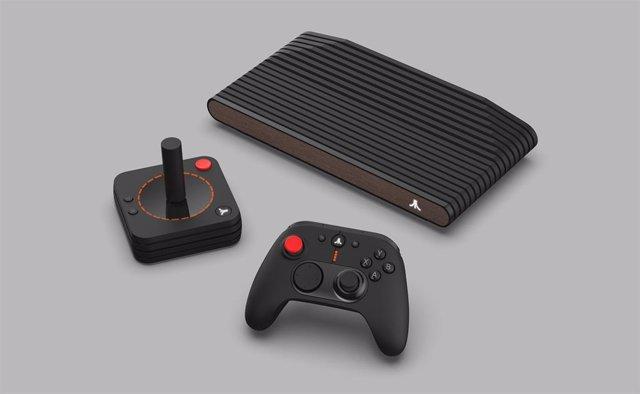Archivo - Atari VCS