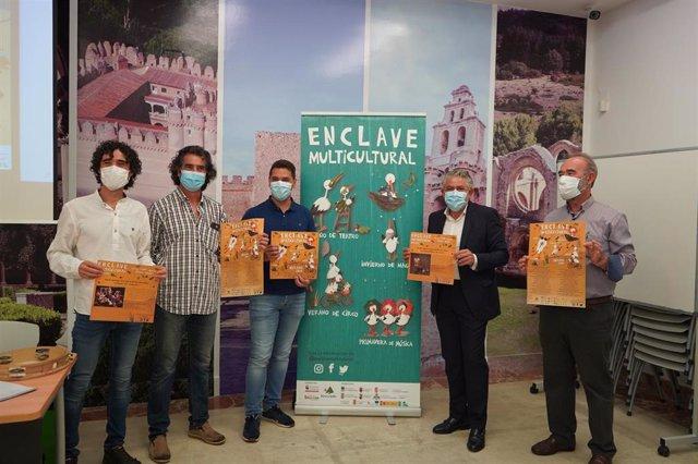 Presentación de 'Enclave Multicultural'.