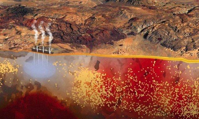 La energía geotérmica reduce el estrés del subsuelo y mitiga el riesgo de grandes terremotos