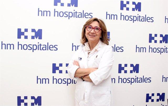 Archivo - La dermatóloga Dolores Sánchez-Aguilar