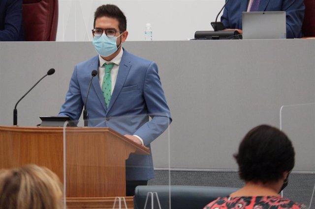 Archivo - El diputado regional Antonio José Espín