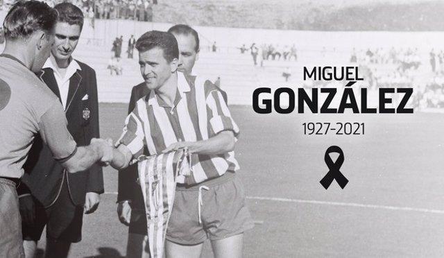 Recuerdo a Miguel González