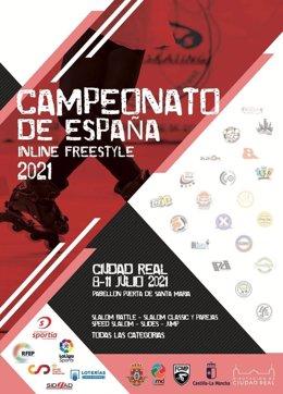 Campeonato España Freestyle