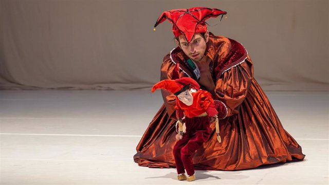 Archivo - La obra 'Billy's Violence' de la compañía Needcompany se estrenará en el Teatre Nacional de Catalunya (TNC)